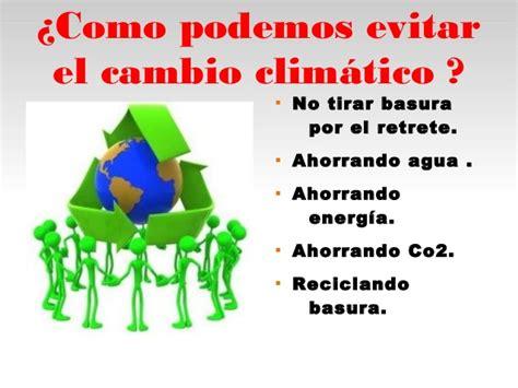 Trabajodelcambio climaticojorge & damian