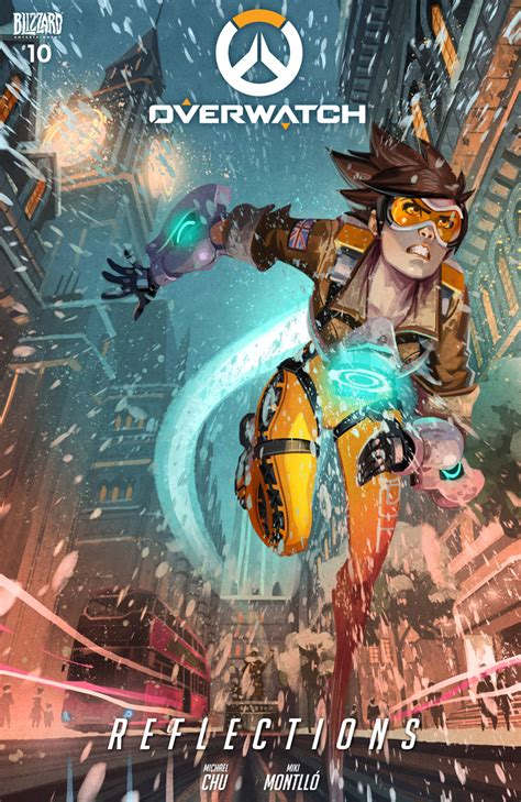 Tracer: Reflections   Overwatch Wiki