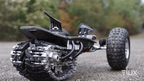 Track 1 by Flux Design Co, All Terrain electric track ...
