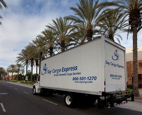 Tracking   Say Cargo Express