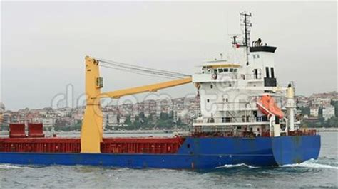 Tracking the cargo ships stock footage. Video of logistics ...