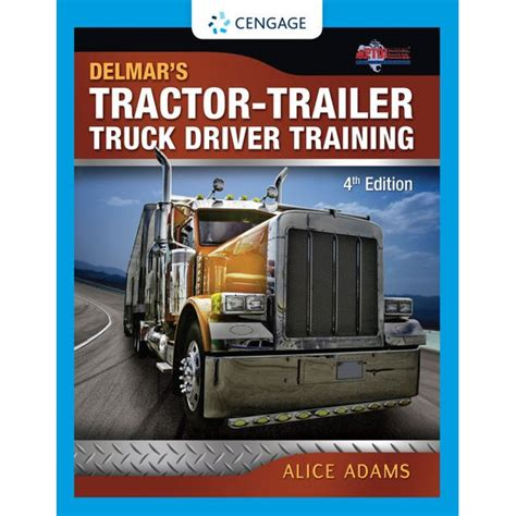 Tractor Trailer Truck Driver Training  Paperback ...