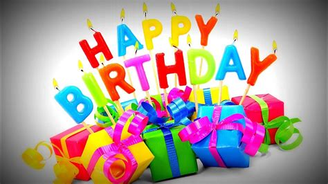Traditional Happy Birthday Song & #1 Best Birthday Music ...