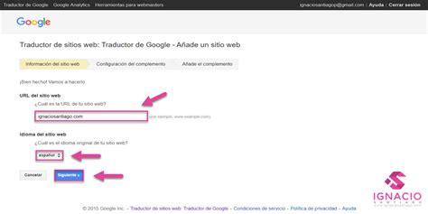 ¡TRADUCTOR de Google ! Cómo Traducir Textos y Añadirlo a ...