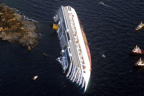 Tragedy on the Mediterranean: Cruise ship runs aground off ...
