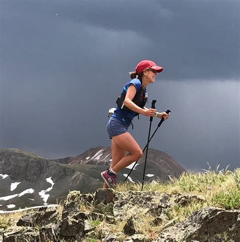 Trail running after 50: Becky Bates   Canadian Running ...