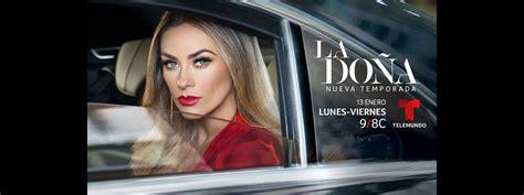 Tráiler de La Doña, segunda temporada   Noti Novelas