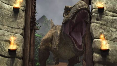 Tráiler de Parque Jurásico: Campamento Cretácico, la serie ...