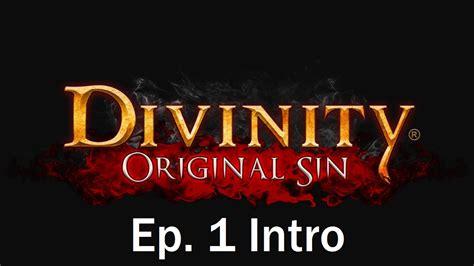 Trailer Divinity Original Sin en Español   Capitulo 1 ...