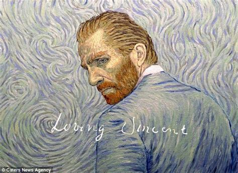 Trailer for new Vincent Van Gogh biopic shows detail of ...