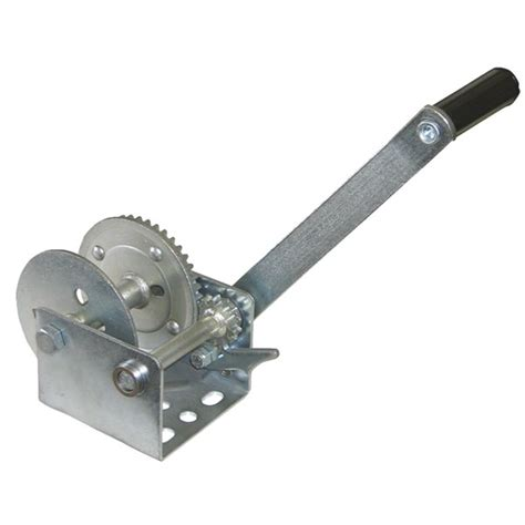 Trailer Parts NZ | Trailer Winch 3.2:1 Manual | Burnsco