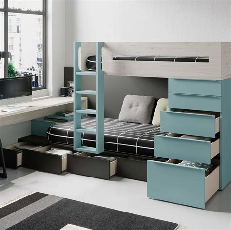 TRAIN BUNK BED 18   Kids beds from JJP Muebles | Architonic