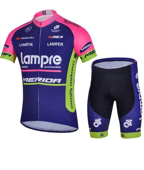Traje de ciclismo Equipo Lampre Merida Team 2014 | Trajes ...