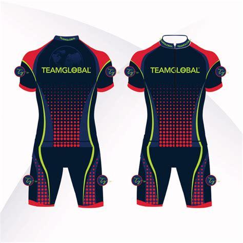 Traje de Ciclismo   Team Global USA