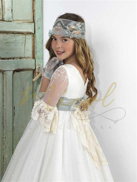 Trajes de comunión para niñas colección 2020 | Blog ...