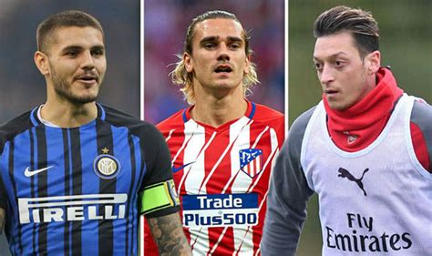 Transfer news LIVE updates: Barca and Real Salah battle ...