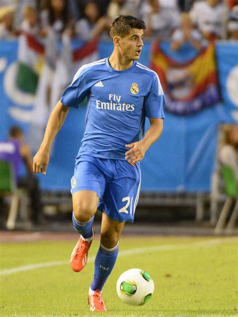 Transfer news: Tottenham insist Real Madrid striker Alvaro ...