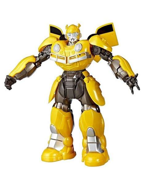 Transformers Dj Bumblebe Dans Eden Figür E0850