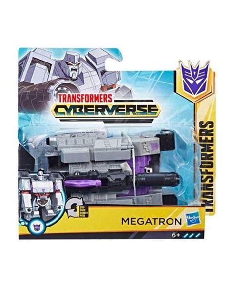 Transformers Tek Adımda Dönüşen Megatron Figür E3643
