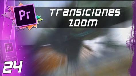 TRANSICIONES ZOOM   PRESET GRATIS   Cap: 24   Curso Adobe ...