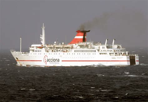 Transmediterranea Centenary   Shipping Today & Yesterday ...