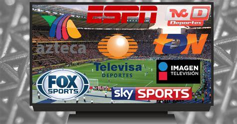 Transmisiones deportivas en México   Deportes Inc