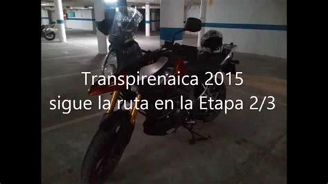 Transpirenaica 2015 Etapa 1   YouTube