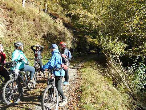 Transpirenaica en bici montaña Ainsa a Irun   Rutas Pangea