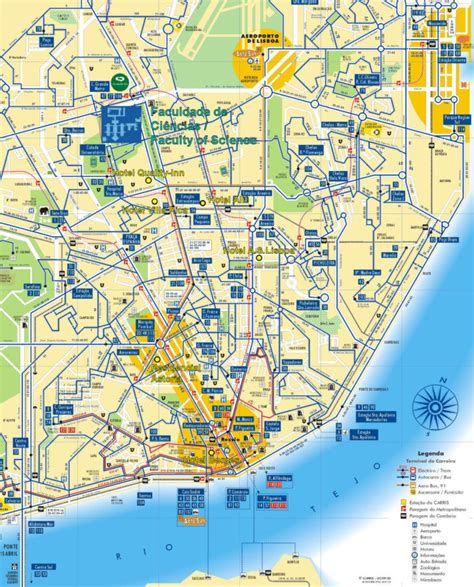 Transport in Lisbon: How to get around Lisbon?