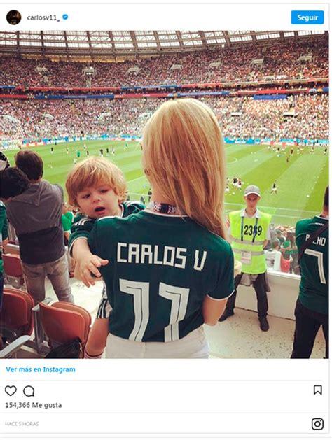 Tras la victoria de la Selección, Carlos Vela se viste de ...