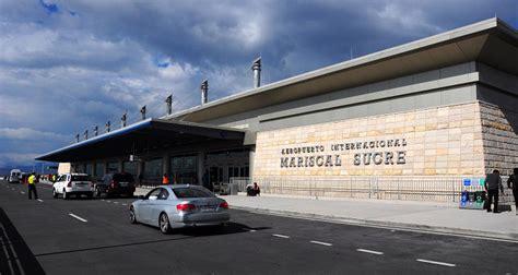 Traslados Aeropuerto Mariscal Sucre. Taxis en Quito Ecuador