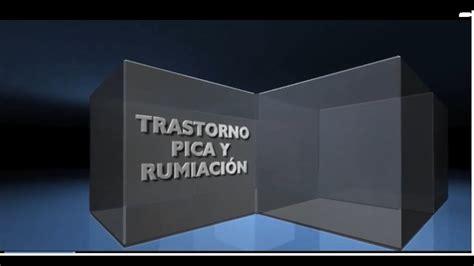 Trastorno de PICA y Rumiación  Skinner T.V    YouTube