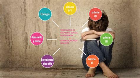 trastorno de relacion social desinhibida by emi negrete on ...