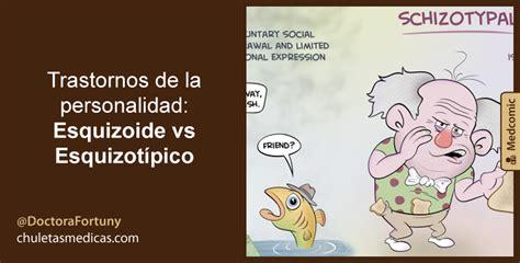 Trastornos de la Personalidad: Esquizoide vs Esquizotípico ...