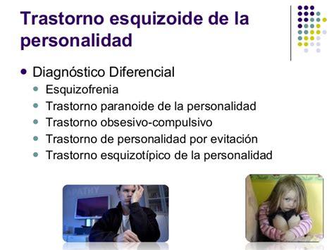 Trastornos de la personalidad ppt