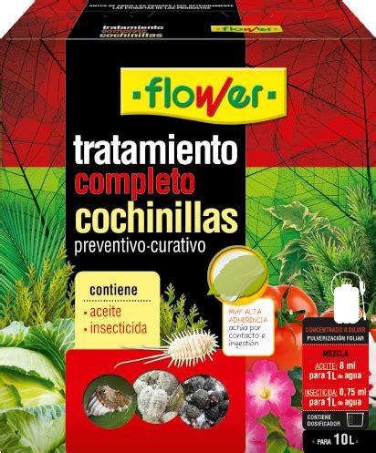 TRATAMIENTO COMPLETO ANTI COCHINILLAS | Flower