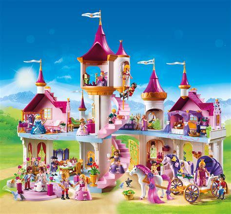 Traumhafte Spielwelt  Prinzessinnenschloss    PLAYMOBIL ...