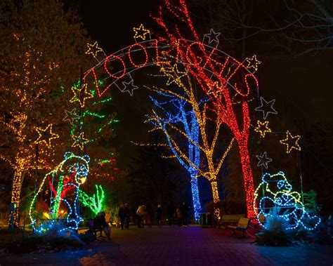 Travel PR News | ZooLights—powered by Pepco twinkles from ...