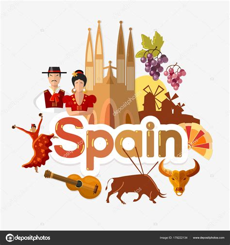 Travel Spain Traditions Culture Welcome Spain Collection ...