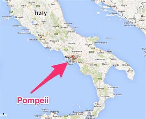 Travel Thru History A Burning Desire to Visit Pompeii ...