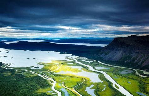 Travel Trip Journey : Rapa River Delta Sweden