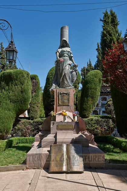 travel4pictures | cementerio General, Sucre