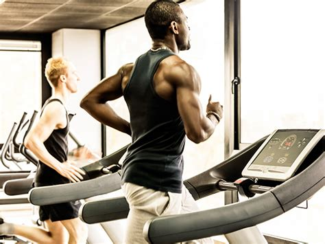 Treadmill Workout: Lose Belly Fat And Build Muscle   Men s ...