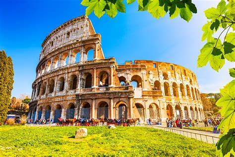 Treasures Of Italy Tour   European Holiday Package ...