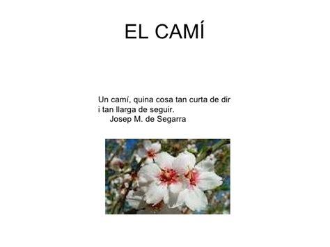 Treball de poesia catalana per M Carmen Egea