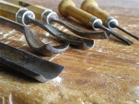 treefactory: Traditional carving tools,Herramientas de ...