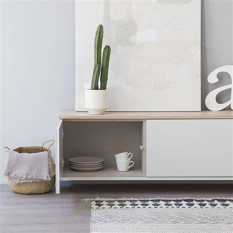 Trend mueble tv con puertas 180 cm | Muebles para tv ...