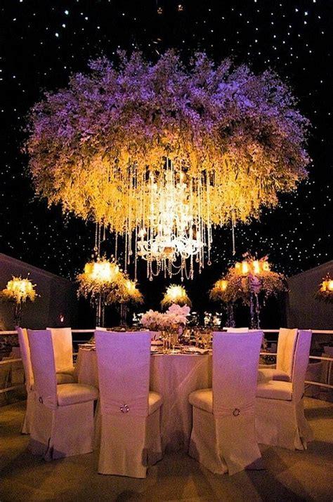 Trending 12 Fairytale Wedding Flower Ceiling Ideas for ...