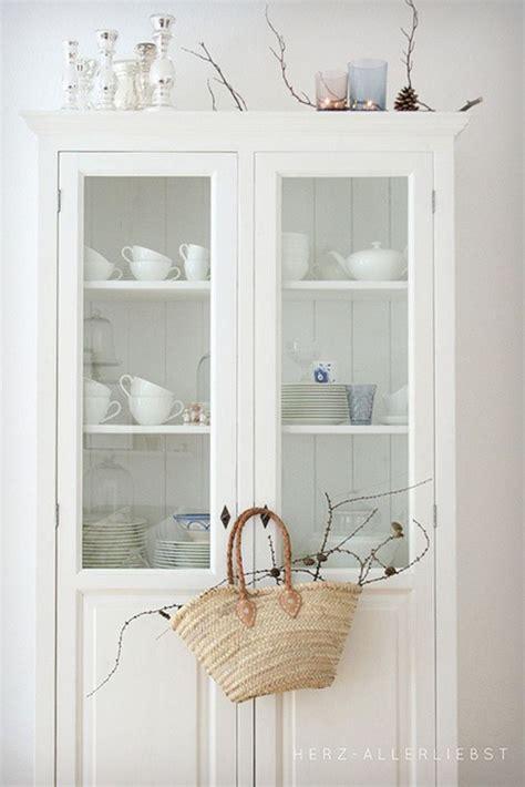 três ... armarios vitrina de estilo vintage | Vitrina ...
