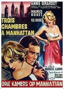 Tres habitaciones en Manhattan  1965    FilmAffinity